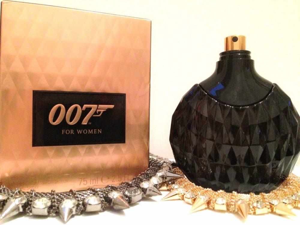 007 for women eau de parfum review. Black Bedroom Furniture Sets. Home Design Ideas