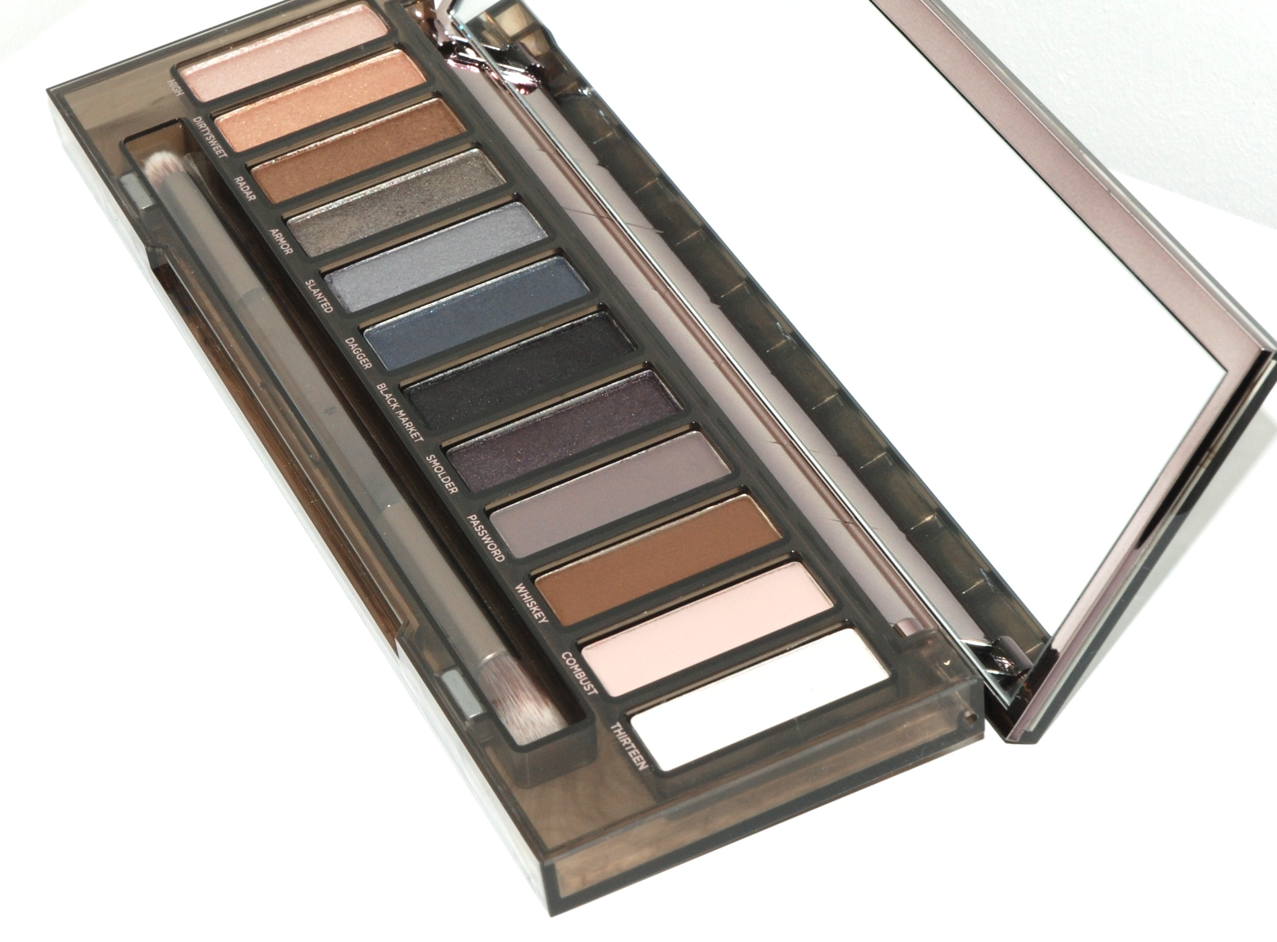 naked smokey palette urban decay