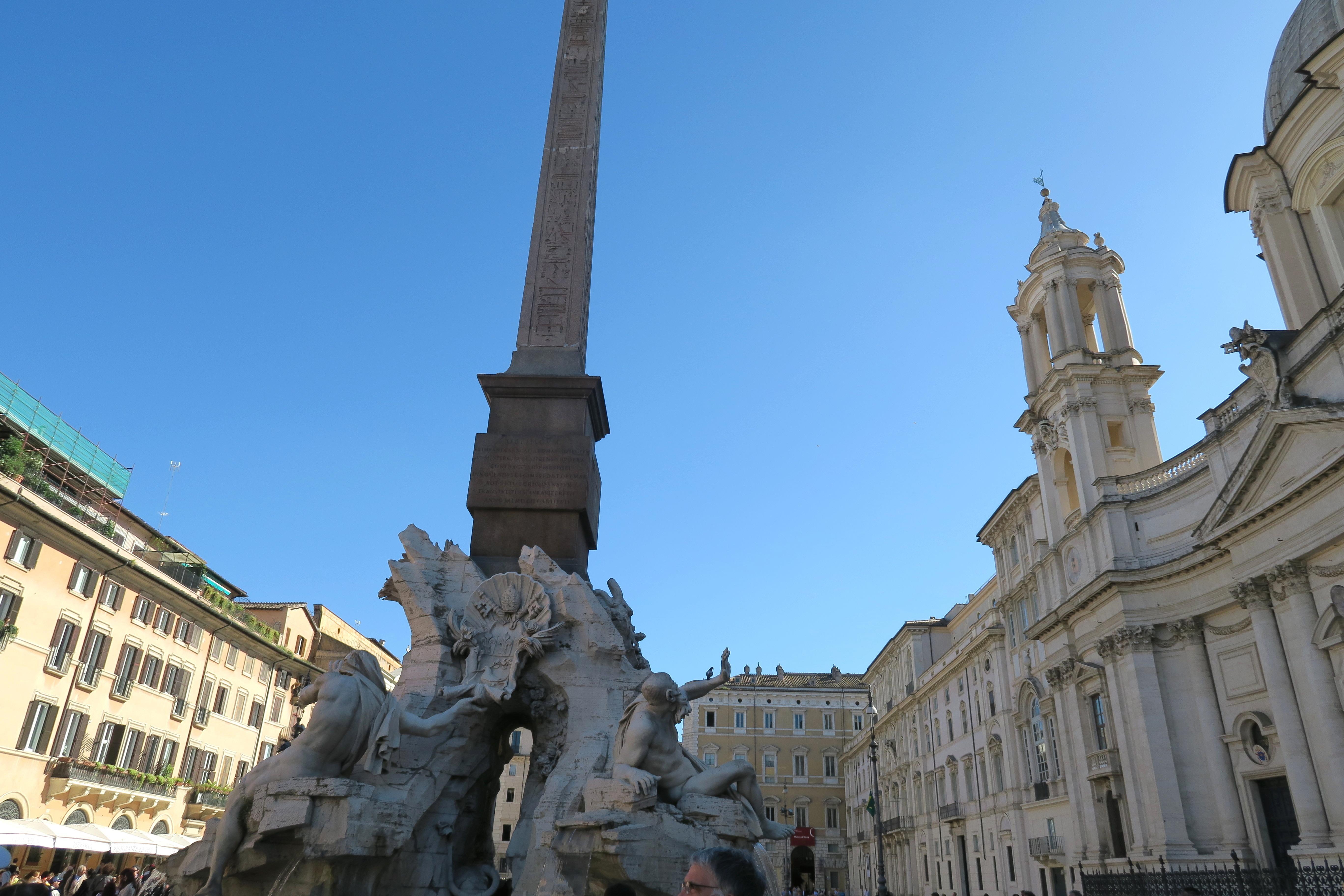 SheHeats Piazza Navona