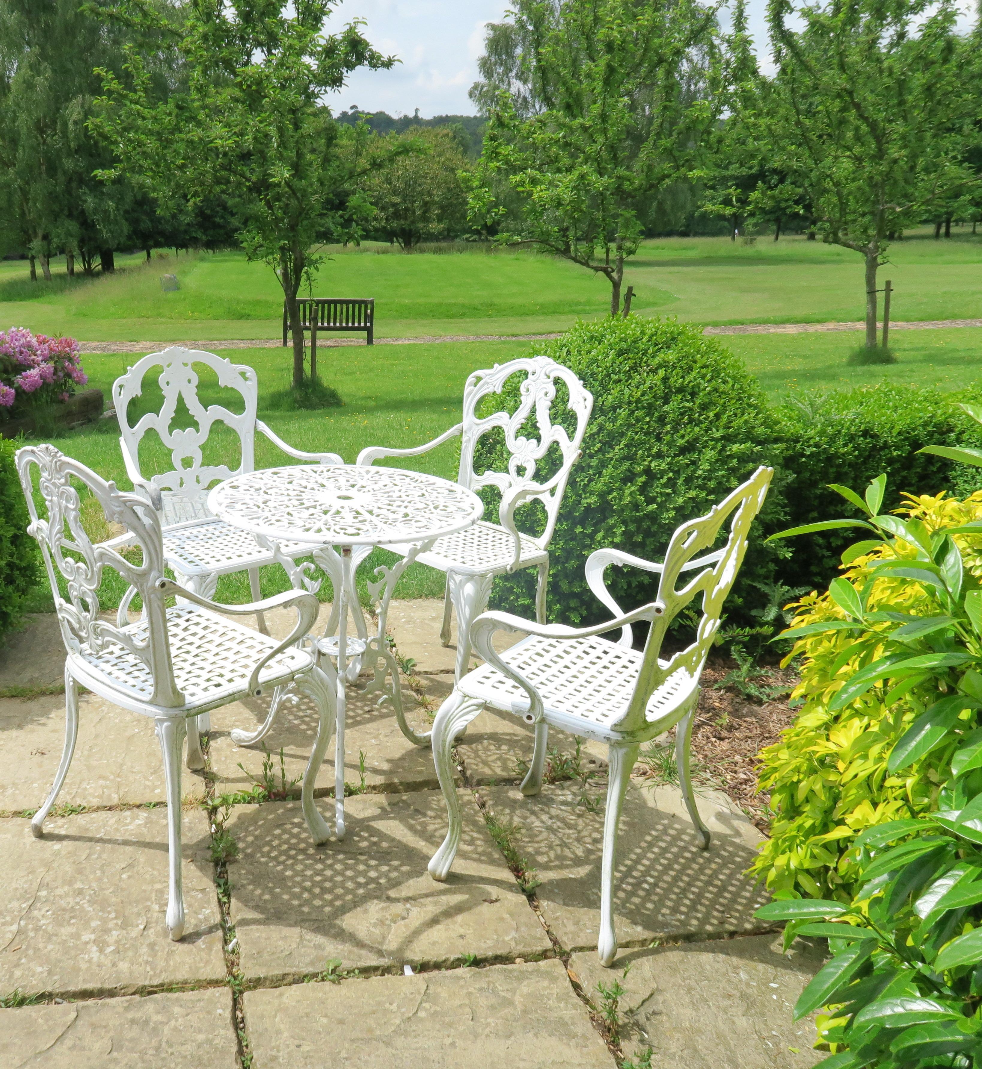 Ashdown Park Garden